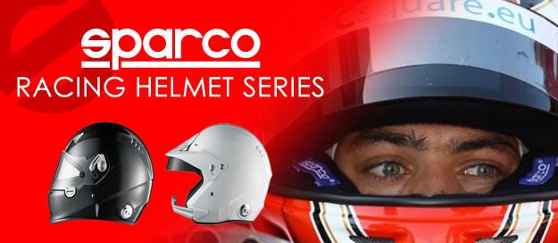 スパルコ ヘルメット sparco