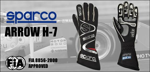 sparco スパルコ レーシンググローブ ARROW H7