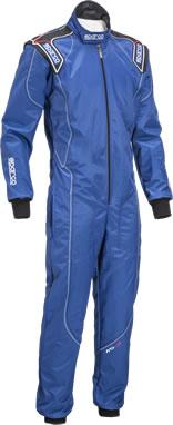 sparco スパルコ レーシングスーツ レーシングカート・走行会用 KS-3 ブルー