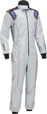 sparco スパルコ レーシングスーツ レーシングカート・走行会用 KS-3 グレー
