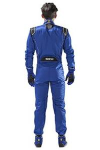 sparco スパルコ レーシングスーツ レーシングカート・走行会用 KS-3 背面