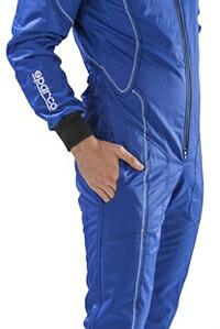 sparco スパルコ レーシングスーツ レーシングカート・走行会用 KS-3 サイド2