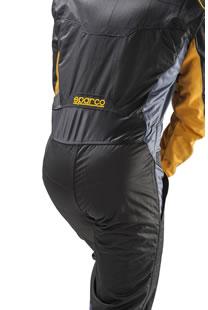 スパルコ レーシングスーツ KS-5 腰