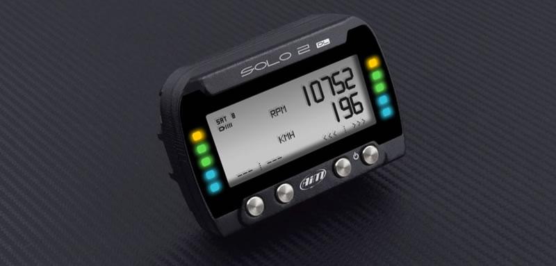 aim solo2 dl GPSラップタイマー
