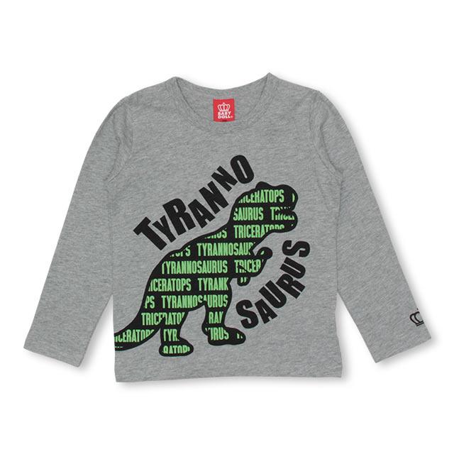 BABYDOLLのトップス/Tシャツ|グレー