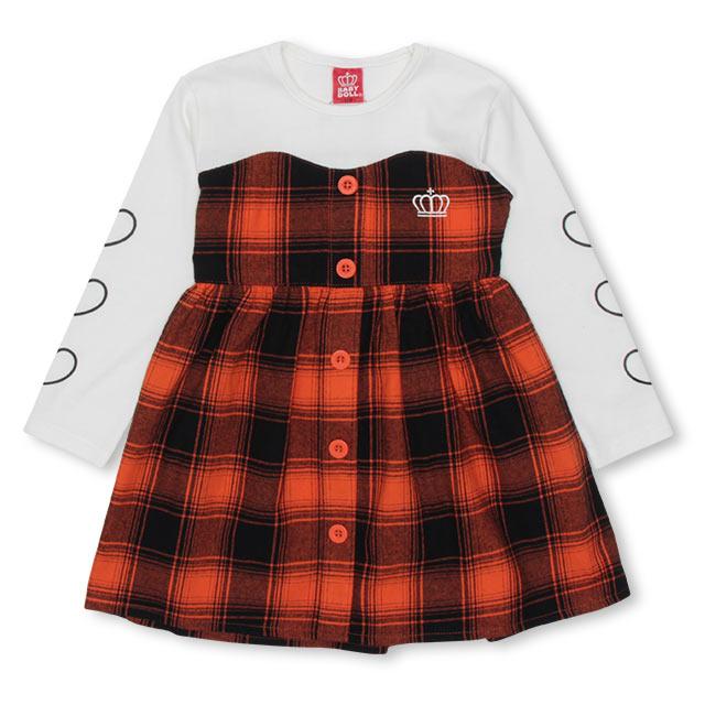 BABYDOLLのワンピース・ドレス/ワンピース|レッド
