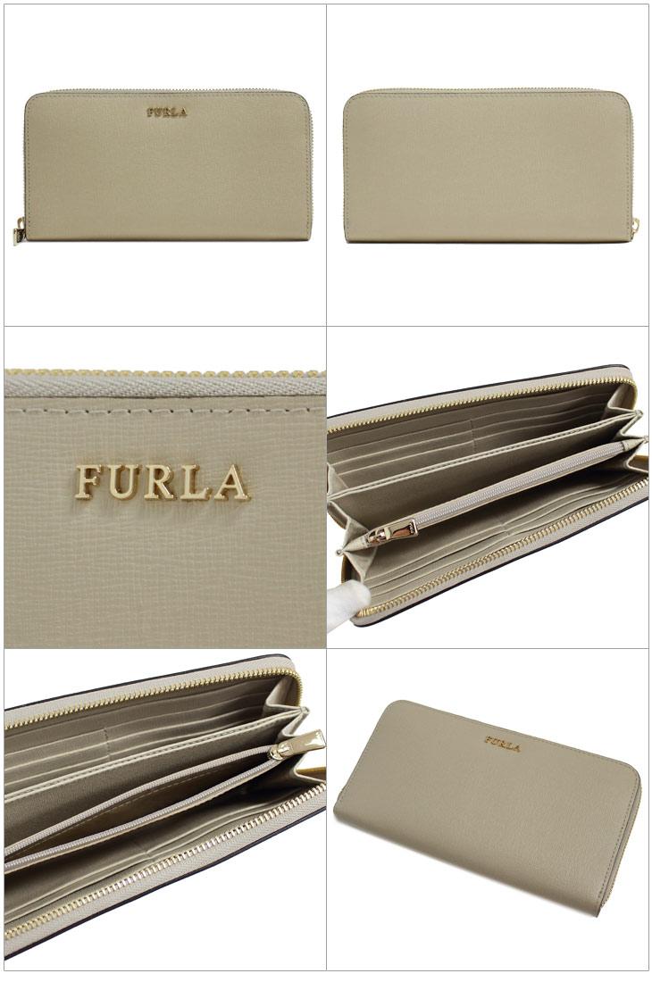 d2763e88c47a イタリアの古き良き街・ボローニャ発のブランド、フルラのラウンドファスナー長財布【BABYLON(バビロン)】です。 外側中心に光るロゴが素敵!シンプルなデザインですが  ...
