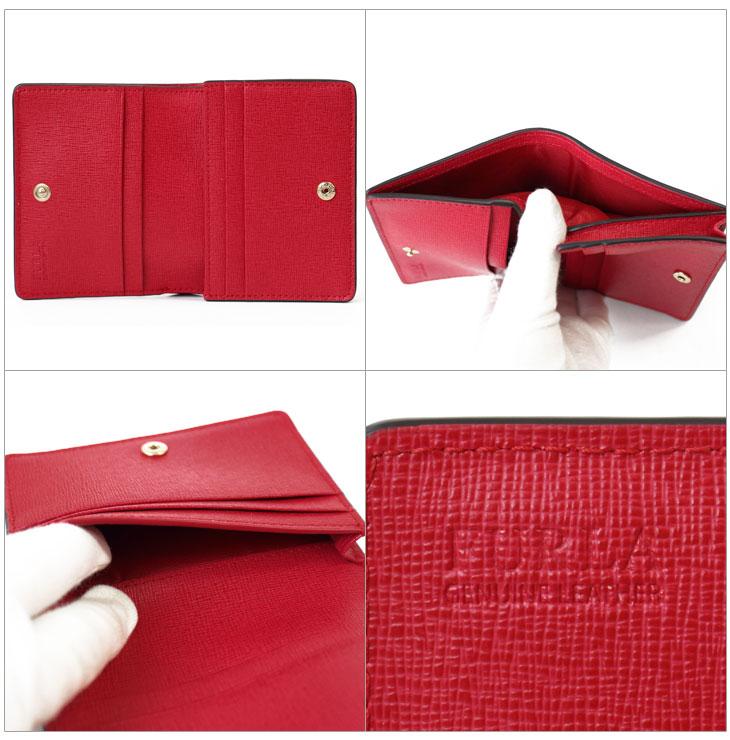 b16e25373b8d イタリアの古き良き街?ボローニャ発のブランド、フルラの二つ折り財布【BABYLON(バビロン)】です。 フロントの光るロゴが素敵!シンプルなデザイン ですが上品な型押し ...