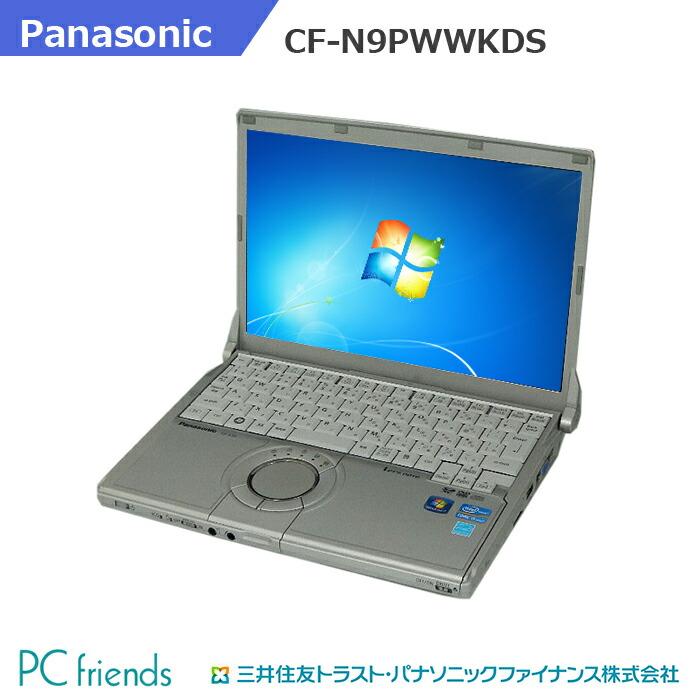ノートPC Letsnote CF-N9PWWKDS