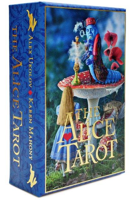 アリス・タロット,セカンドバージョン/The Alice Tarot, second edition
