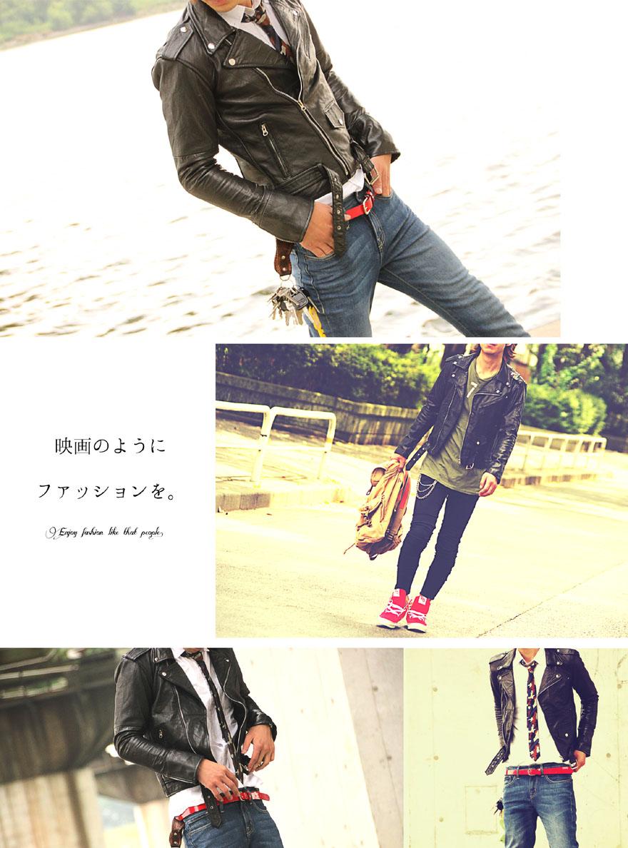 本革 ライダースジャケット シングルライダースやダブルライダース、フードレザージャケット