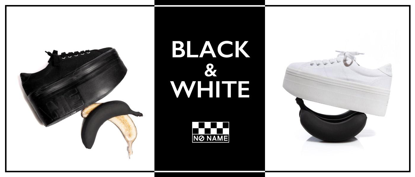 NO NAME,BLACK&WHITE