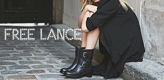 free lance フリーランス