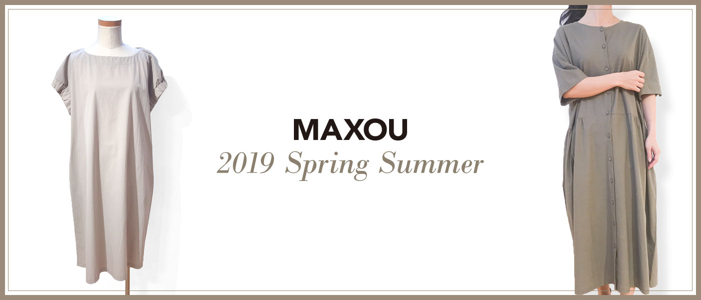 MAXOU 19ss collection
