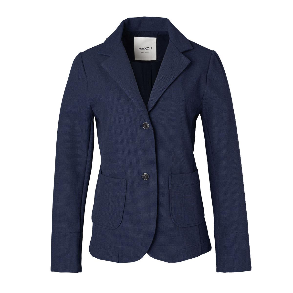 MAXOU コート MA491-6-3870-58D/BLUE