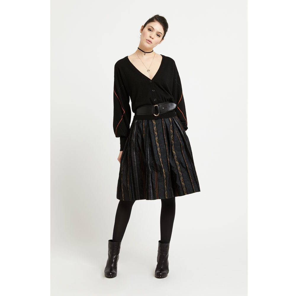 ottod'Ame,オットダム,2018 fall and winter collection,スカート