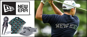 ニューエラ ゴルフ