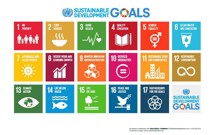SDGs詳細 SUSTAINABLE DEVELOPMENT GOALS