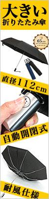 Storybox-65cm折りたたみ耐風傘