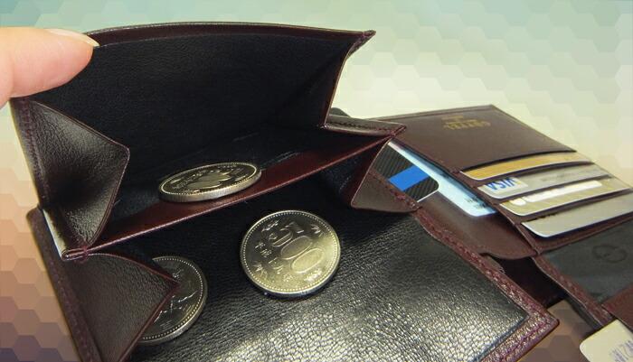 使いやすさ抜群!ドイツ職人によるハンドメイド財布