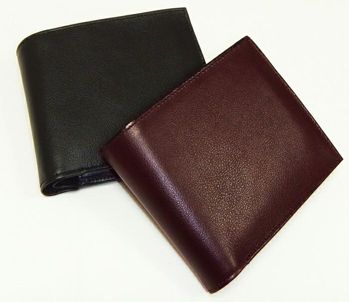定番タイプのコインケース付財布
