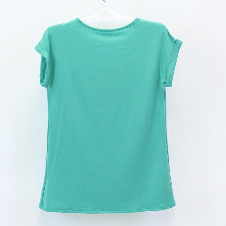 Mens BW Virgin Mary Green Tri Blend T-Shirt C2