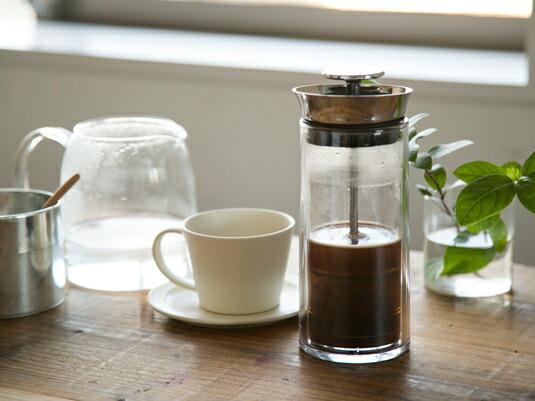 家でも外でも、本格コーヒーを1分で