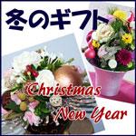 冬のギフト クリスマス  お正月(お誕生日・展示会・お見舞い・新築祝・歓送迎会にもお使いください