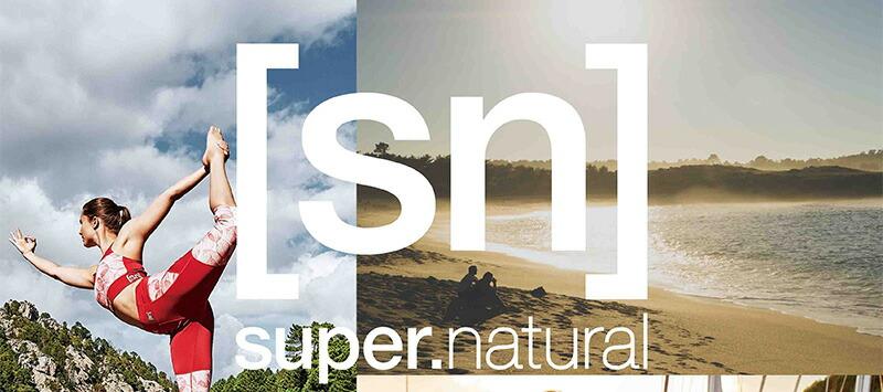 ヨガウェア ヨガウエア ブランド スーパーナチュラル super natural