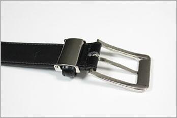 メンズビジネスベルトはスタイルイコール ベルトのサイズ調節方法説明画像1