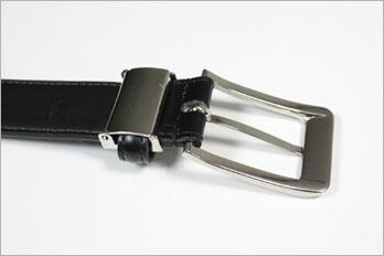 メンズビジネスベルトはスタイルイコール ベルトのサイズ調節方法説明画像7