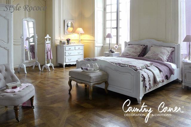 フランス 白家具 Trianonコレクション