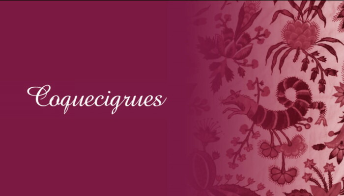 Coquecigrues コクシグル フランス