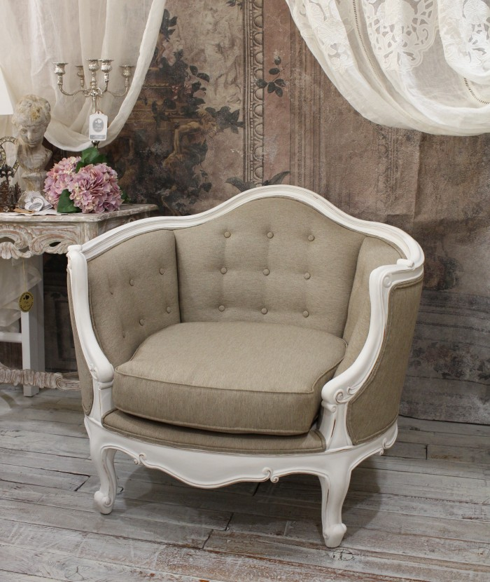 Marvelous Outlet Special Price Take One Handmade French Furniture Sofa White X Style French Country France Woodenness Blanc De Pabps2019 Chair Design Images Pabps2019Com