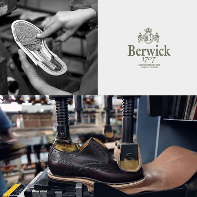Berwick1707 バーウィック 【Berwick】 バーウィック Shoe Tree (純正シューツリー) シューキーパー