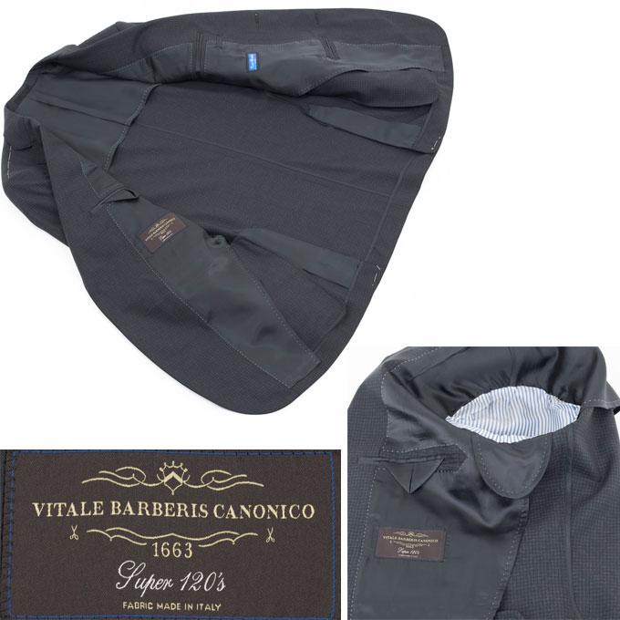 Style Edition スタイルエディション VITALE BARBERIS CANONICO Super 120