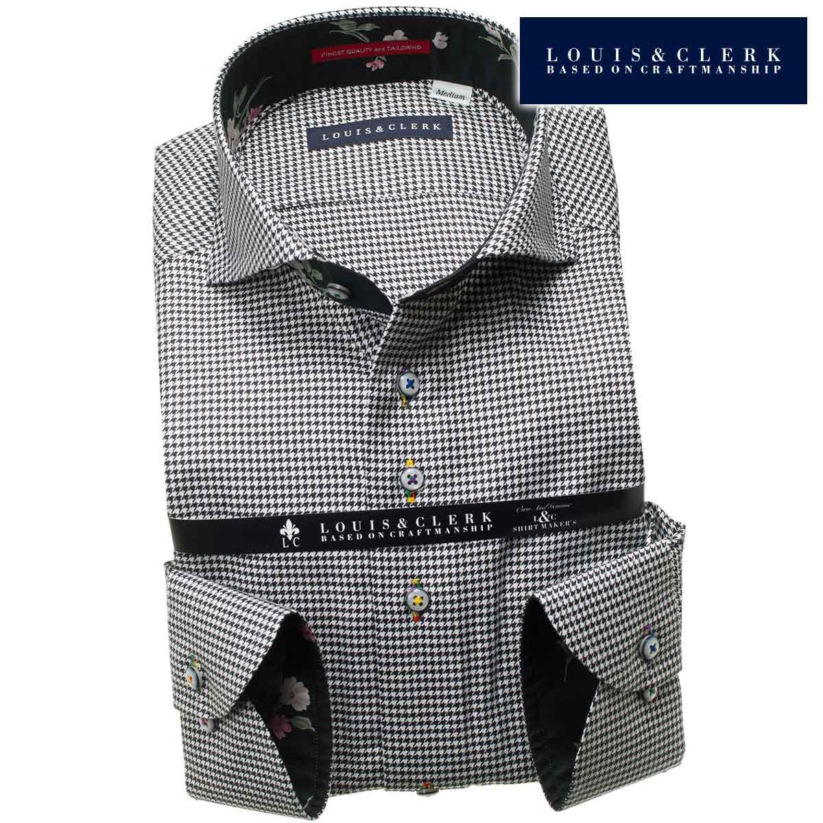 熟練した職人の手による完成度の高い『他人とは違う』ハイセンス・高品質のドレスシャツをお楽しみください。