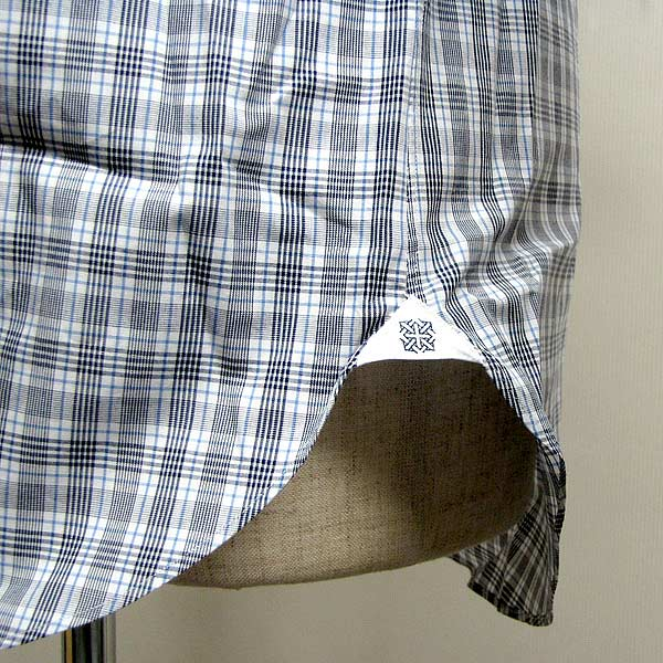 脇裾ピース