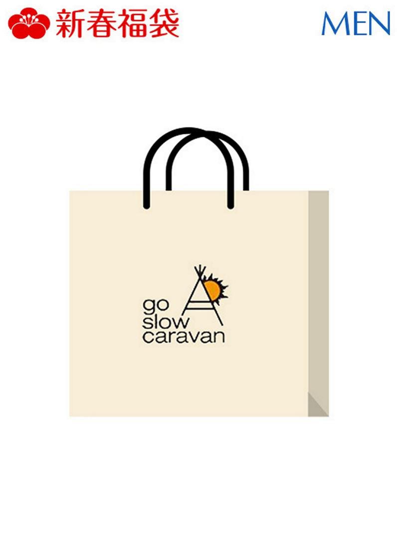 go slow caravan [2019新春福袋] MEN福袋 go slow caravan ゴースローキャラバン その他【先行予約】*【送料無料】