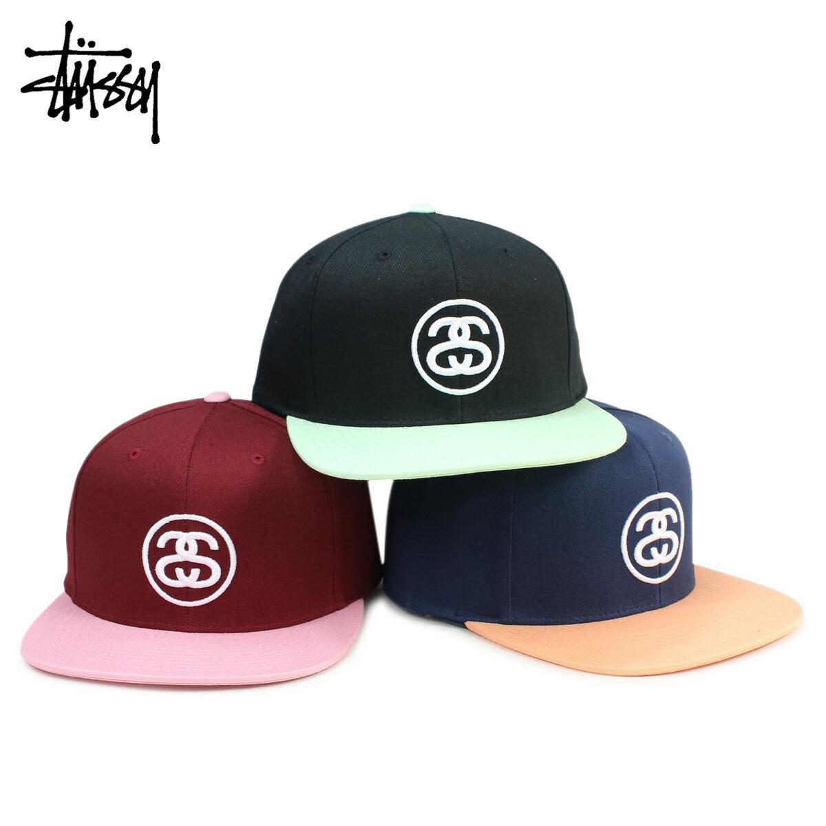 feab7ef31e2 Sugar Online Shop  ステューシー STUSSY cap hat men gap Dis snapback ...