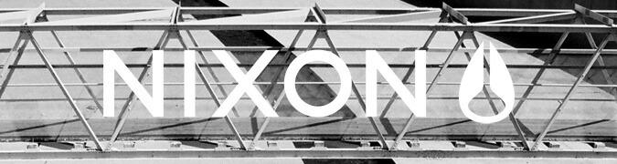 e2f3b42473 NIXON ニクソン ニクソン はアメリカのカリフォルニア州エンシニータスにある腕時計メーカー。  サーフ、スケート、スノーの3Sスポーツをする人達のために Andy Latts ...