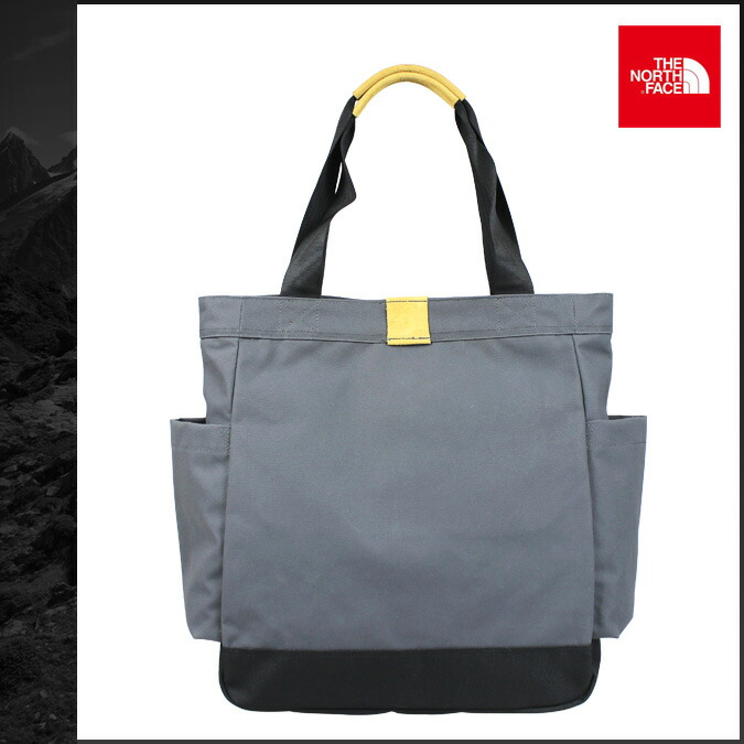 5835d1bcd Sugar Online Shop: North Face THE NORTH FACE tote bag C086 gray FOUR ...