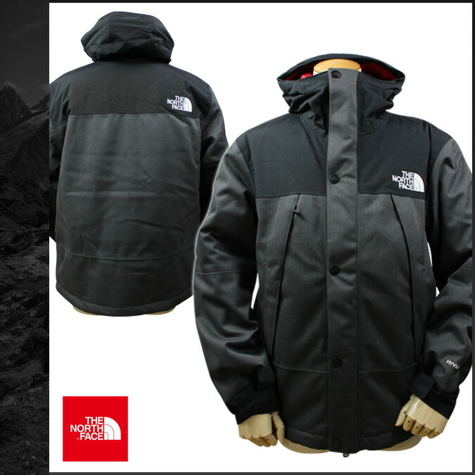 goretex the north face