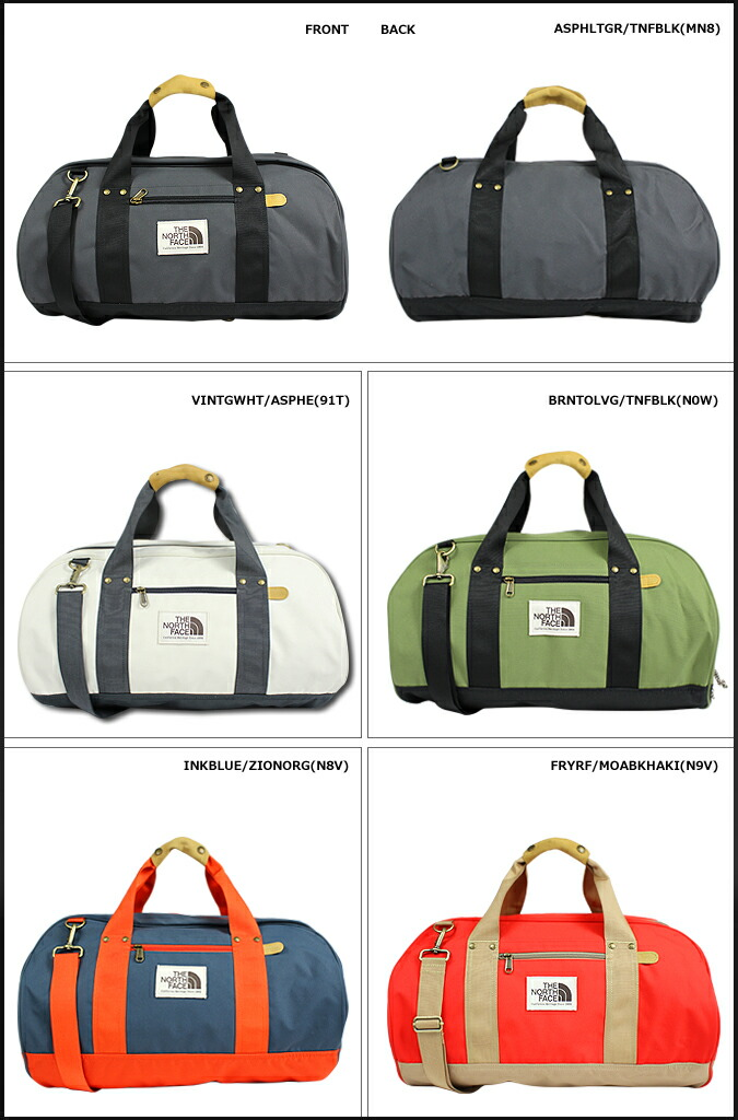 ca068af03 Point 2 times the north face THE NORTH FACE duffel bag mens 31L Boston bag  drum bag 2014 new C087 5 color MASEN DUFFEL [10 / 17 new stock] [regular]  ...