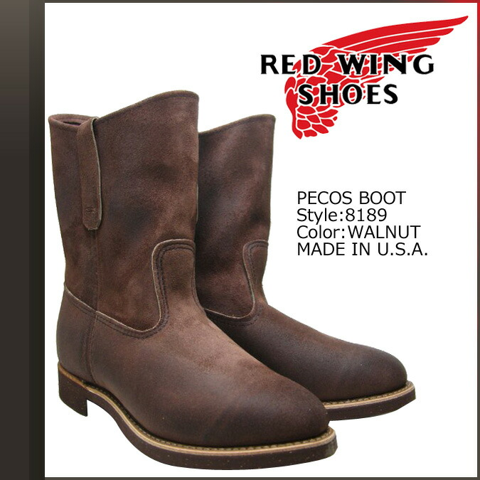 Red Wing Shoes Pecos
