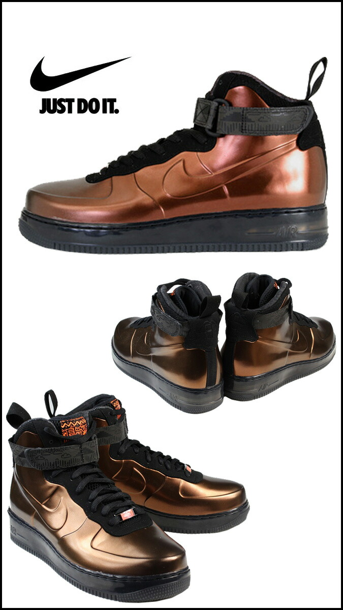 best website 8790e 4bc8c ... nike air force 1 foamposite qs 034 negro product name .