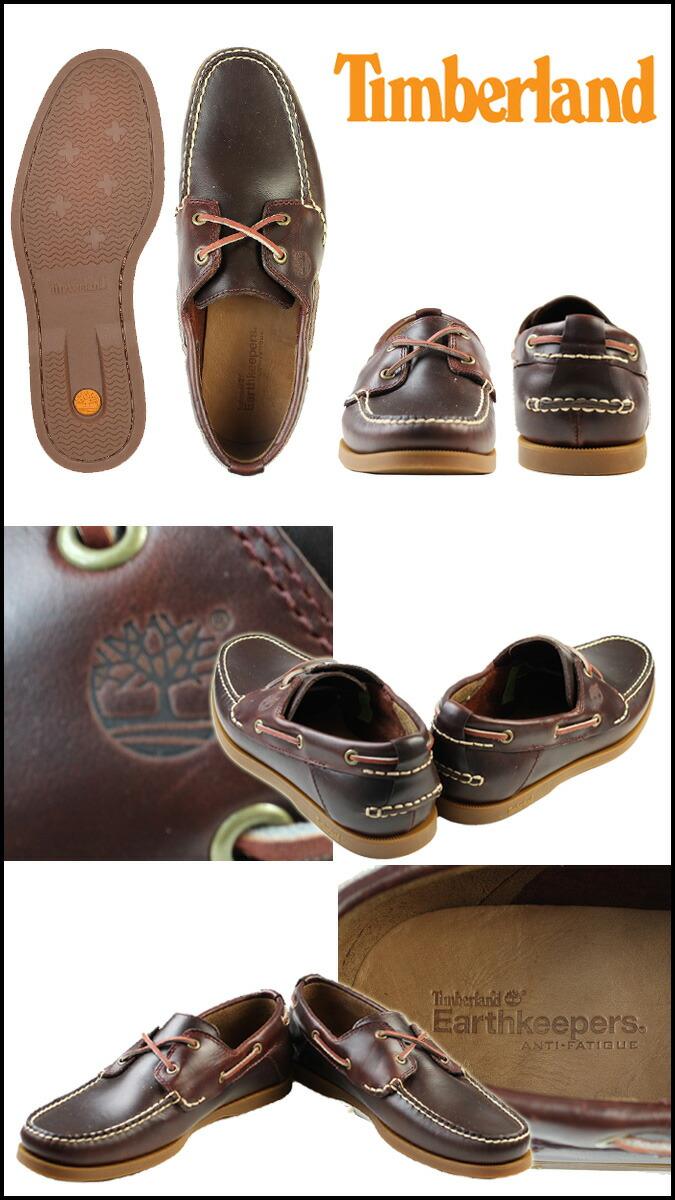 Timberland Timberland deck shoes EK HERITAGE 2 EYE BOAT 6363R men