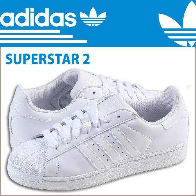 new product 3c1c2 24b4f adidas Originals Adidas originals superstar sneakers SUPER STAR 2 G17071  men shoes white white
