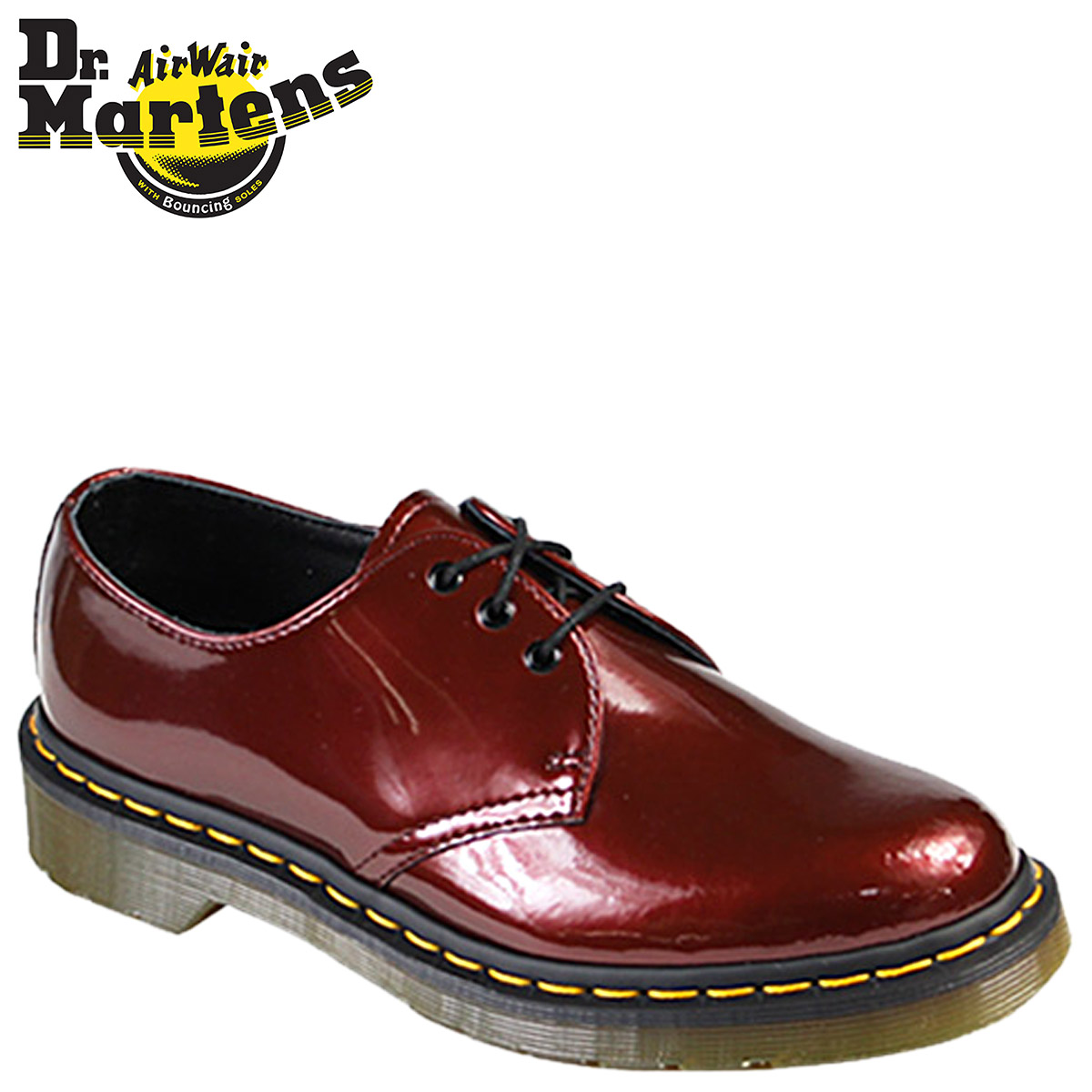 select for clearance on feet shots of buy online Dr.Martens doctor Martin 1461 3 hall shoes Lady's WOMENS CORE 3EYE SHOE  R10084604 men