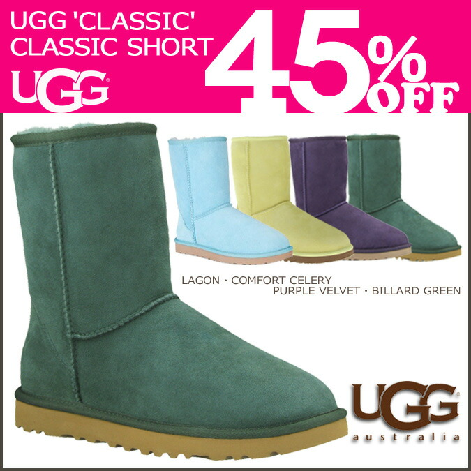 dad166f558e アグ UGG classical music short mouton boots WOMENS CLASSIC SHORT 5825  sheepskin Lady's